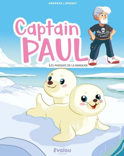 captain paul : les phoques de la banquise